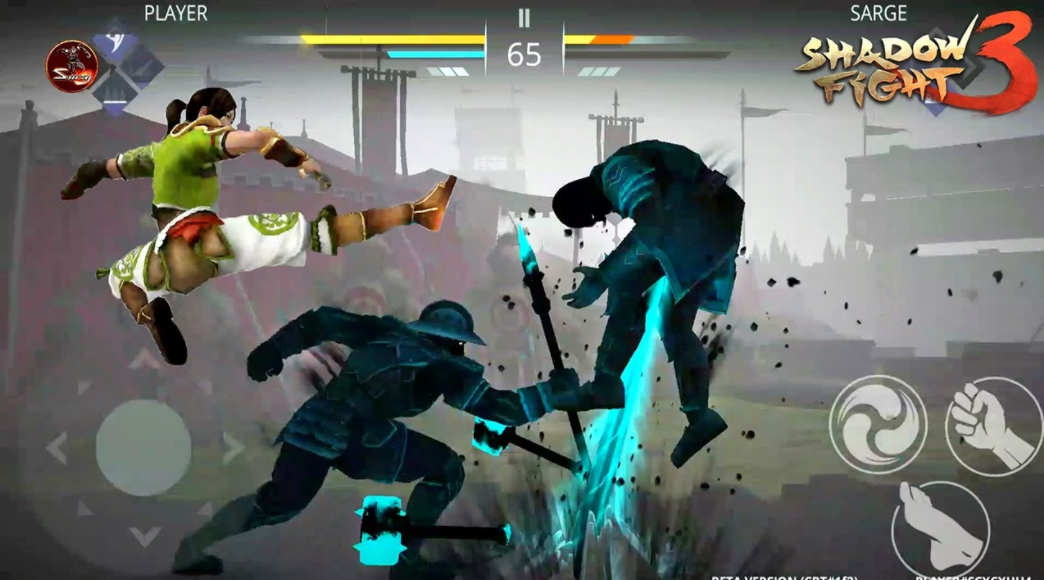 game mod shadow fight 3 v 1 14 2 mod android game mod android