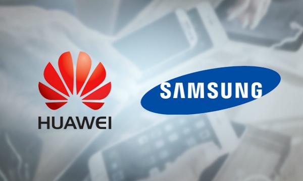 هواوي و سامسونغ يعملان معا في مواجهة جوجل