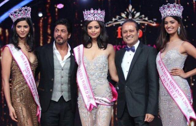 Miss India World  2016 'Priyadarshini Chatterjee' Wiki Biography,Pics In Hindi