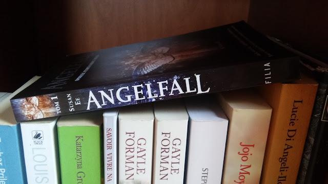 """Angelfall. Opowieść Penryn o końcu świata"" Susan Ee"