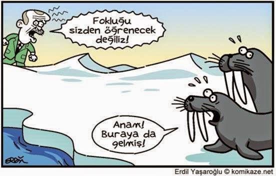 Fokluğu sizden öğrenecek değiliz! R.Tayyip Erdoğan