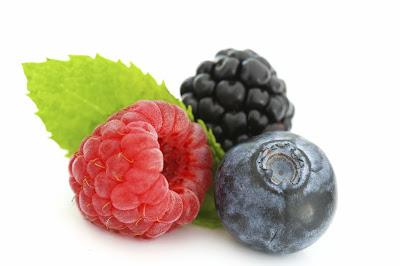 Buah-Buahan Untuk Penderita Diabetes, 2. Berry