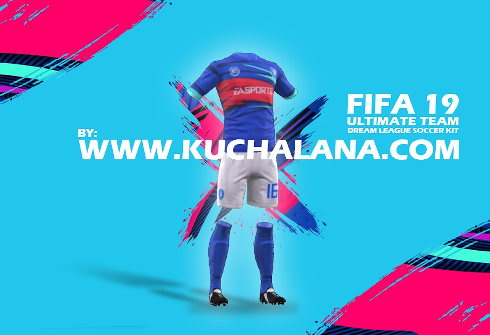 FIFA Ultimate Team 19 (FUT 19) Kits - Dream League Soccer Kits