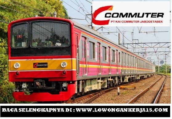 Lowongan Kerja KAI Commuter Jabodetabek