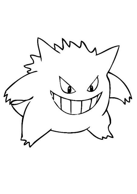 Pokemon ectoplasma