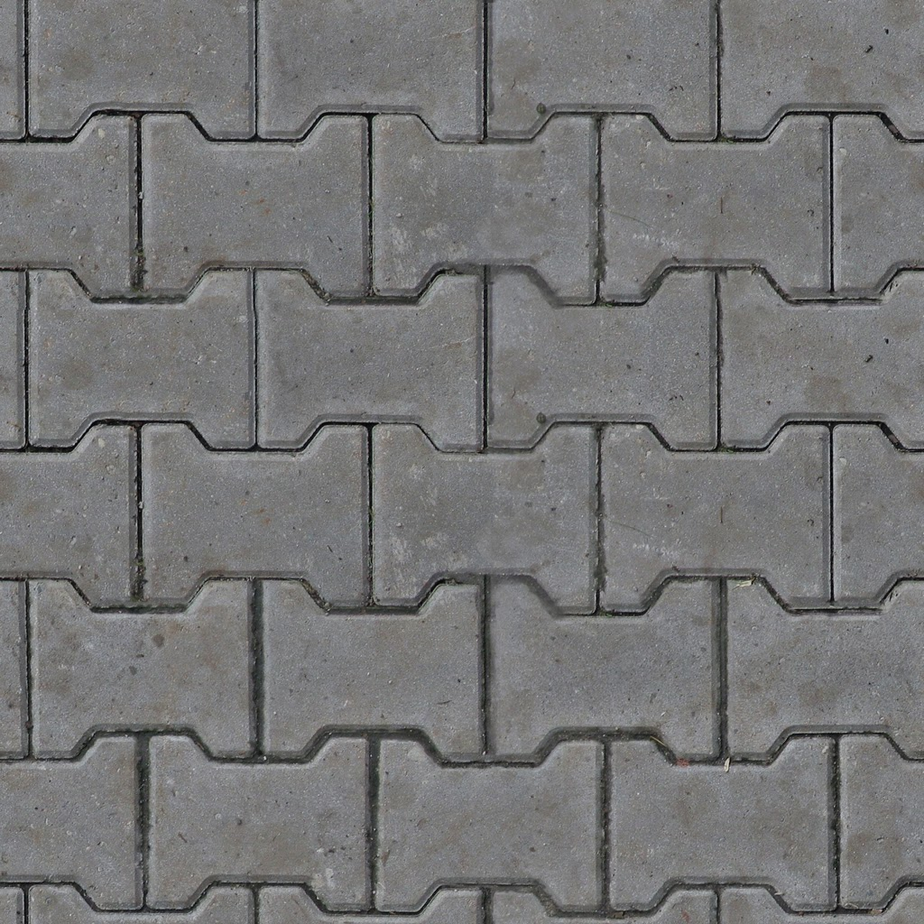 3d Model Free Mapping Sidewalk Textures Collection