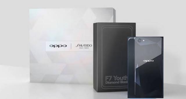 Oppo F7 Youth Sang Adik Oppo 7 Versi Minimalis
