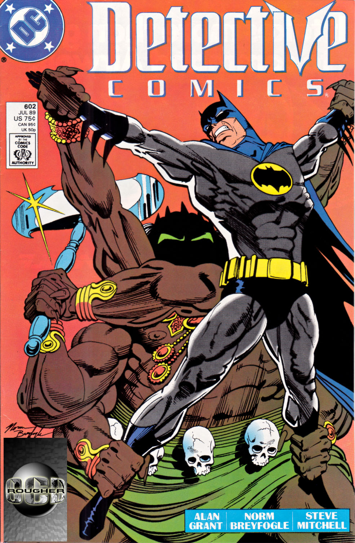 Detective Comics (1937) 602 Page 0