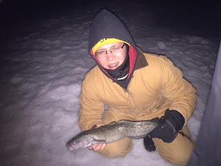 Burbot Fishing