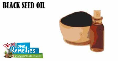 Home Remedies For Boils and Abscesses: Black Seed Oil