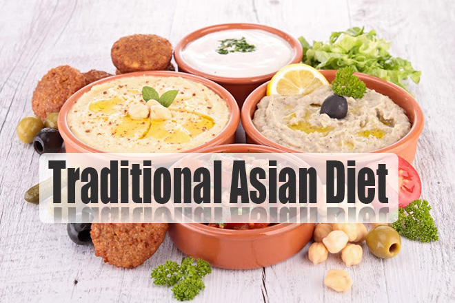 Asian Diet vs. American Diet