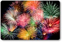 How To Add An Exploding Fireworks Effect To Your Blog