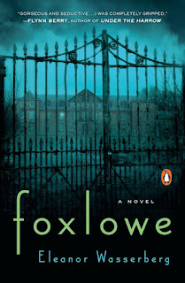 Interview with Eleanor Wasserberg, author of Foxlowe