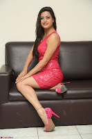 Shipra Gaur in Pink Short Micro Mini Tight Dress ~  Exclusive 085.JPG