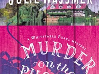 REVIEW - Murder on the Pilgrims Way by Julie Wassmer