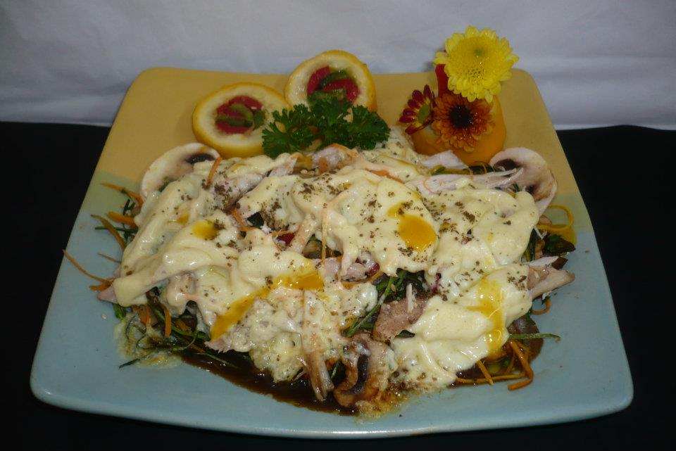 Cocina casera rep blica dominicana verduras con pollo for Cocina dominicana