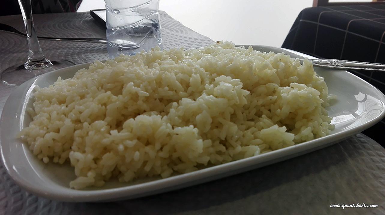 Restaurante O Braseiro-Arroz