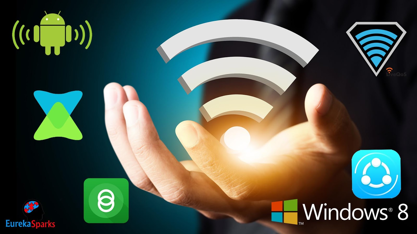 Best Android Apps to Transfer Files With Wi-Fi Direct - Eureka Sparks