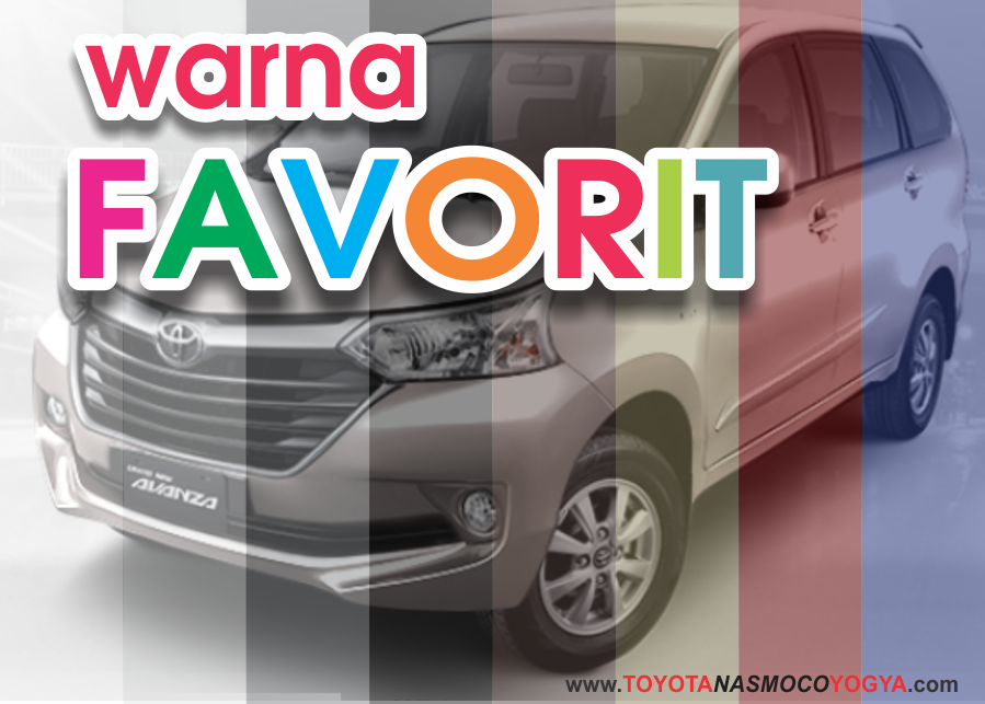 Grand New Avanza Warna Grey Metallic Toyota Yaris Trd Sportivo Modif Paling Favorit Dealer Mobil Jogja