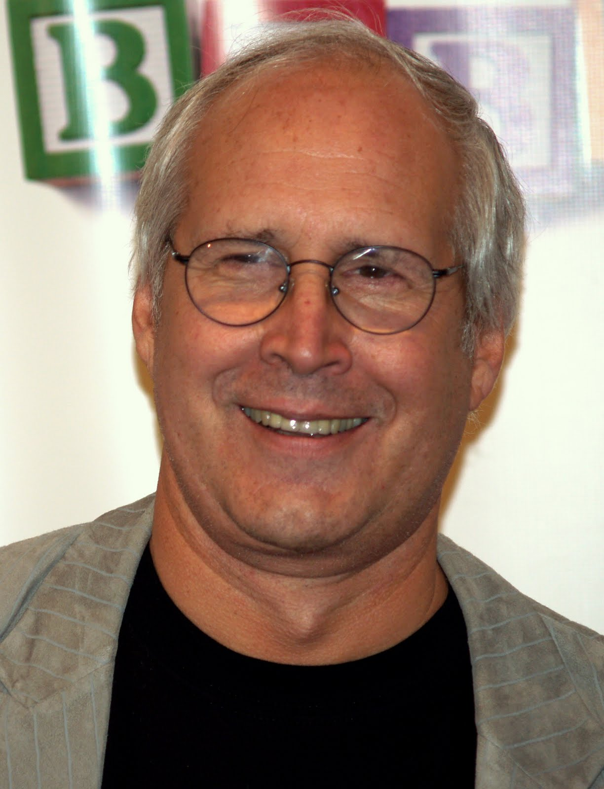 Chevy Chase Actor: HELLO FROM FRED & ETHEL'S HOUSE: 10/08/11