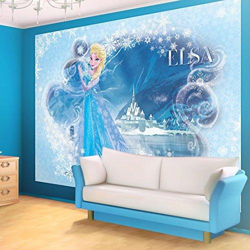 Frozen Wall Mural Elsa