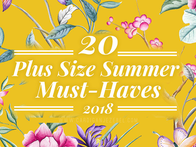 20 Plus-Size Summer Must-Haves || 2018