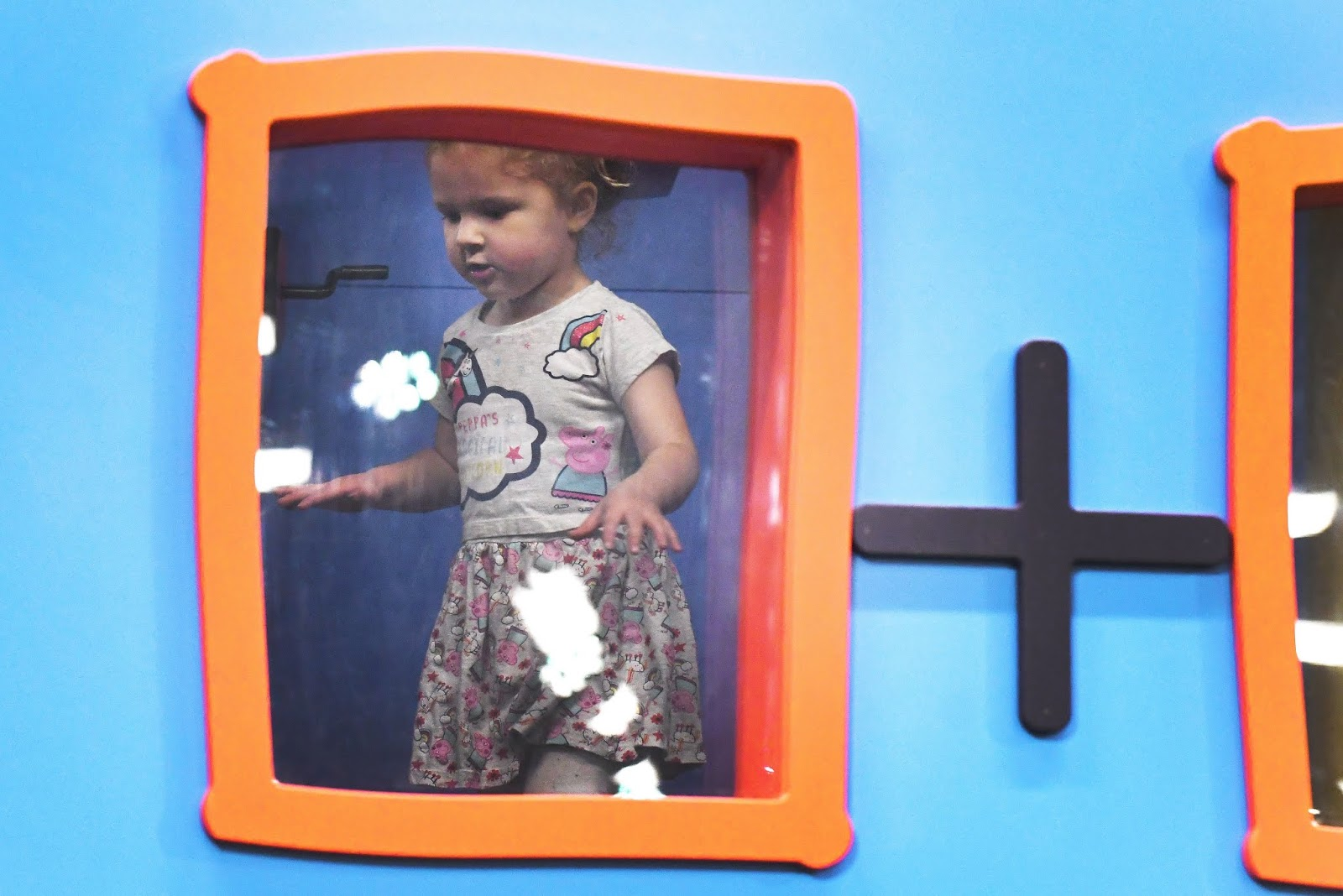Nickalive Eone And Merlin Opens Peppa Pig World Of Play Michigan