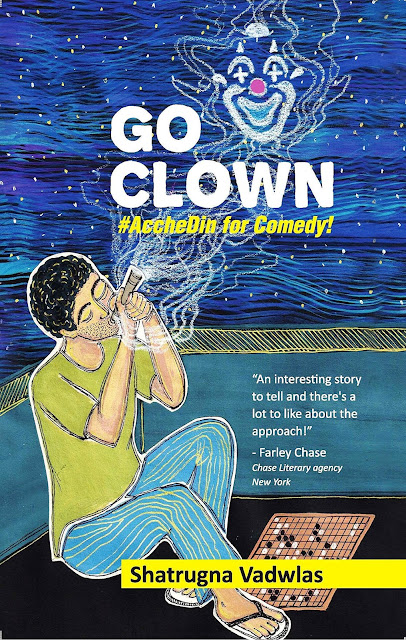 Book Review : Go Clown - Shatrugna Vadwlas