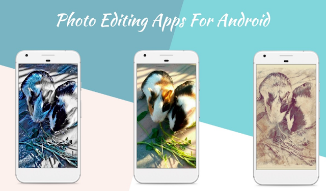 best 5 android photo editor