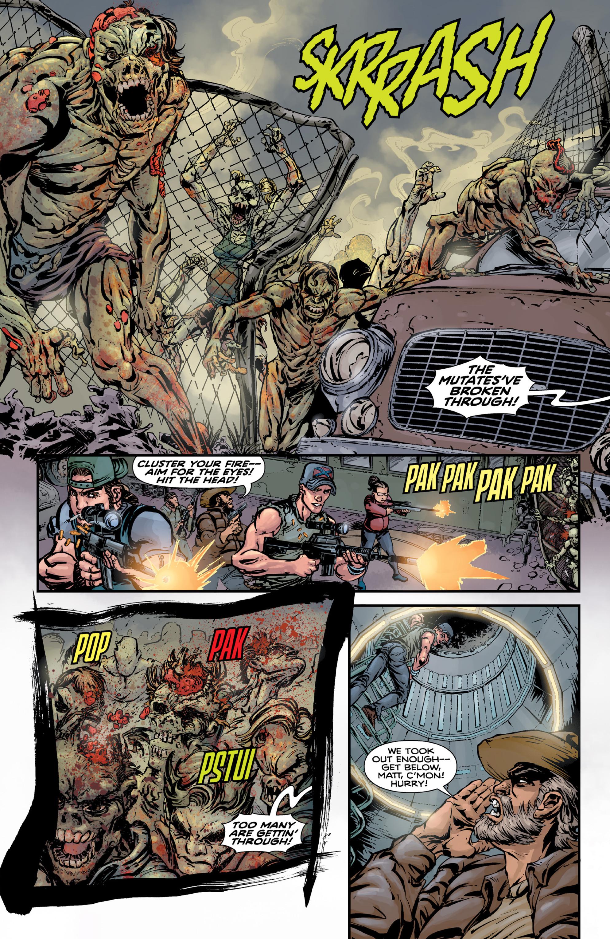 Read online Brain Boy:  The Men from G.E.S.T.A.L.T. comic -  Issue # TPB - 56