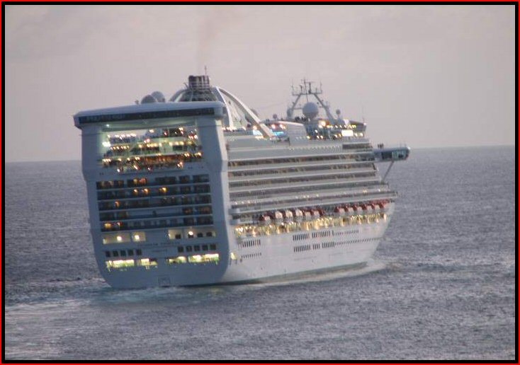 Only In America Why Mega Cruise Ships Are Unsafe Opinion