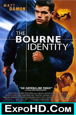 The Bourne Identity 2002 Dual Audio 480p | 720p, BluRay x264 [Hindi – English] ESubs, 350MB | 700MB Download