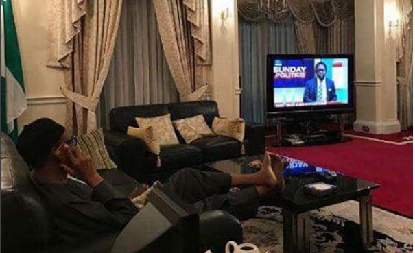 president buhari death rumour