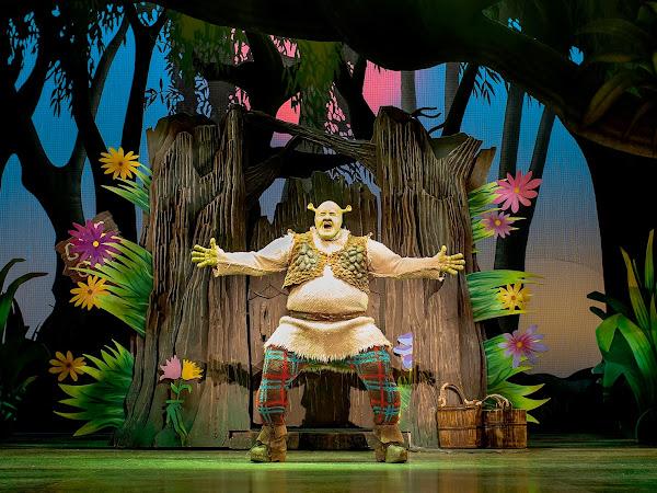 Shrek (UK Tour), New Victoria Theatre | Review