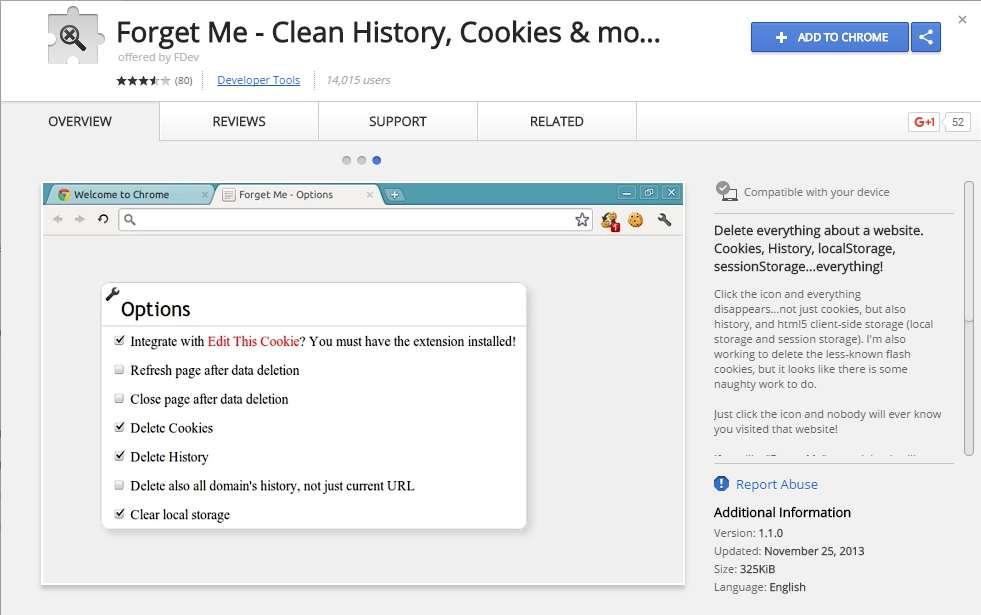 Mengamankan Akun Facebook Dengan Google Chrome
