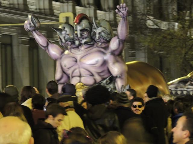 Fotos del Carnaval 2013 en Madrid