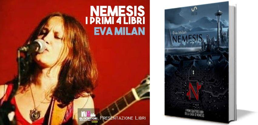 Eva Milan presenta: Nemesis - Intervista
