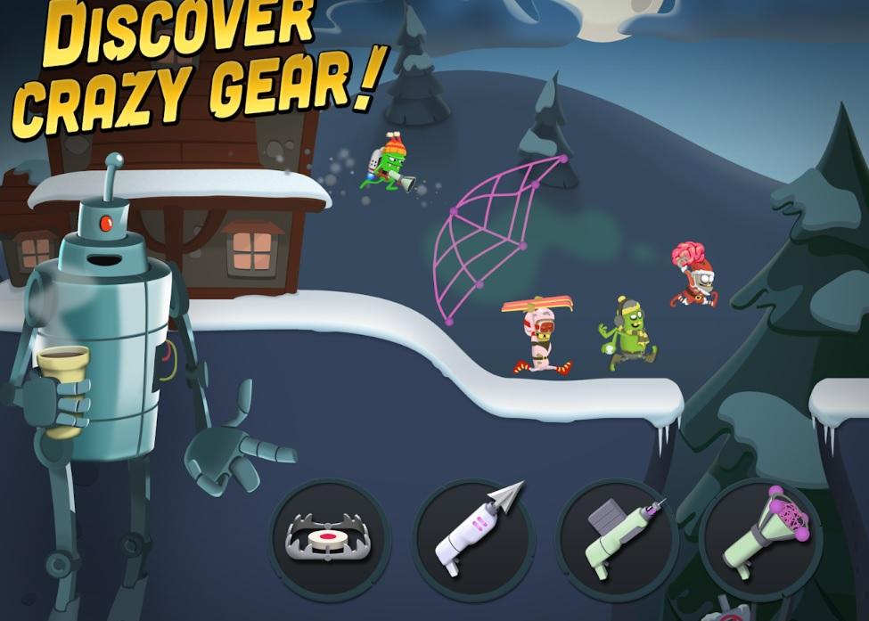Zombie Catchers - 1.0.28 - Mod Money, Mana