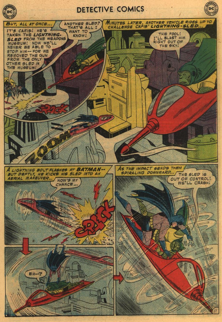 Detective Comics (1937) 256 Page 12