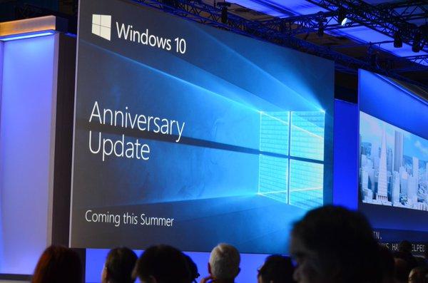 Windows 10 Anniversary Update: arriva Redstone per tutti a Luglio HTNovo