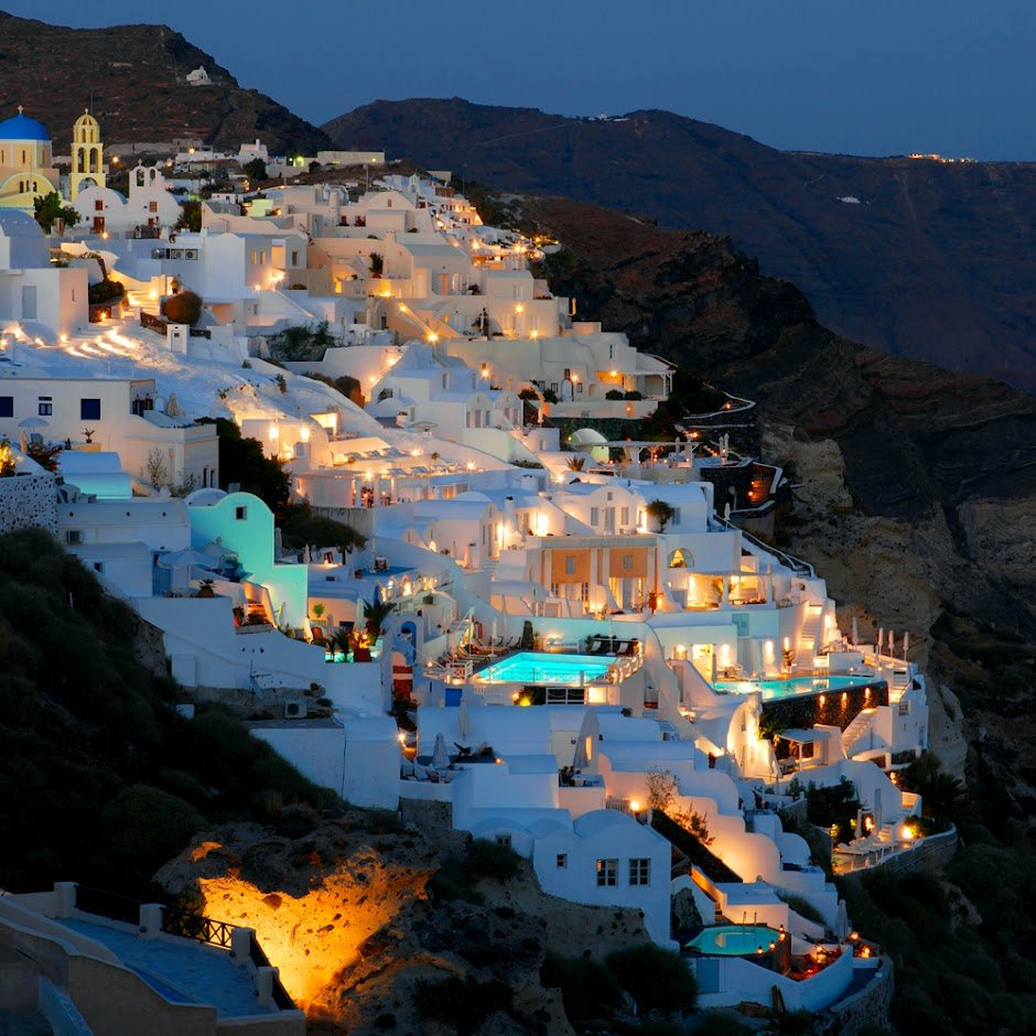 Amazing World: 10 Places To See Before You Die