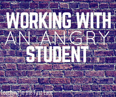 How to help students overcome their anger. These 5 tips can be a game changer with students that are not sure how to react when angry by giving them tools to work through it. The last one is my favorite!