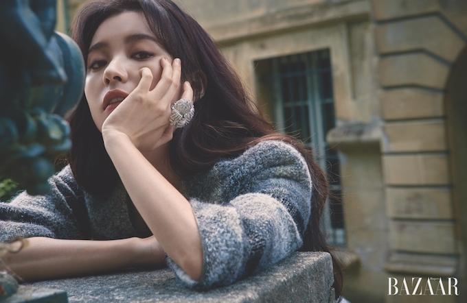 Han Hyo Joo, Han Hyo Joo Harper's Bazaar, Han Hyo Joo 2018, Han Hyo Joo Chanel