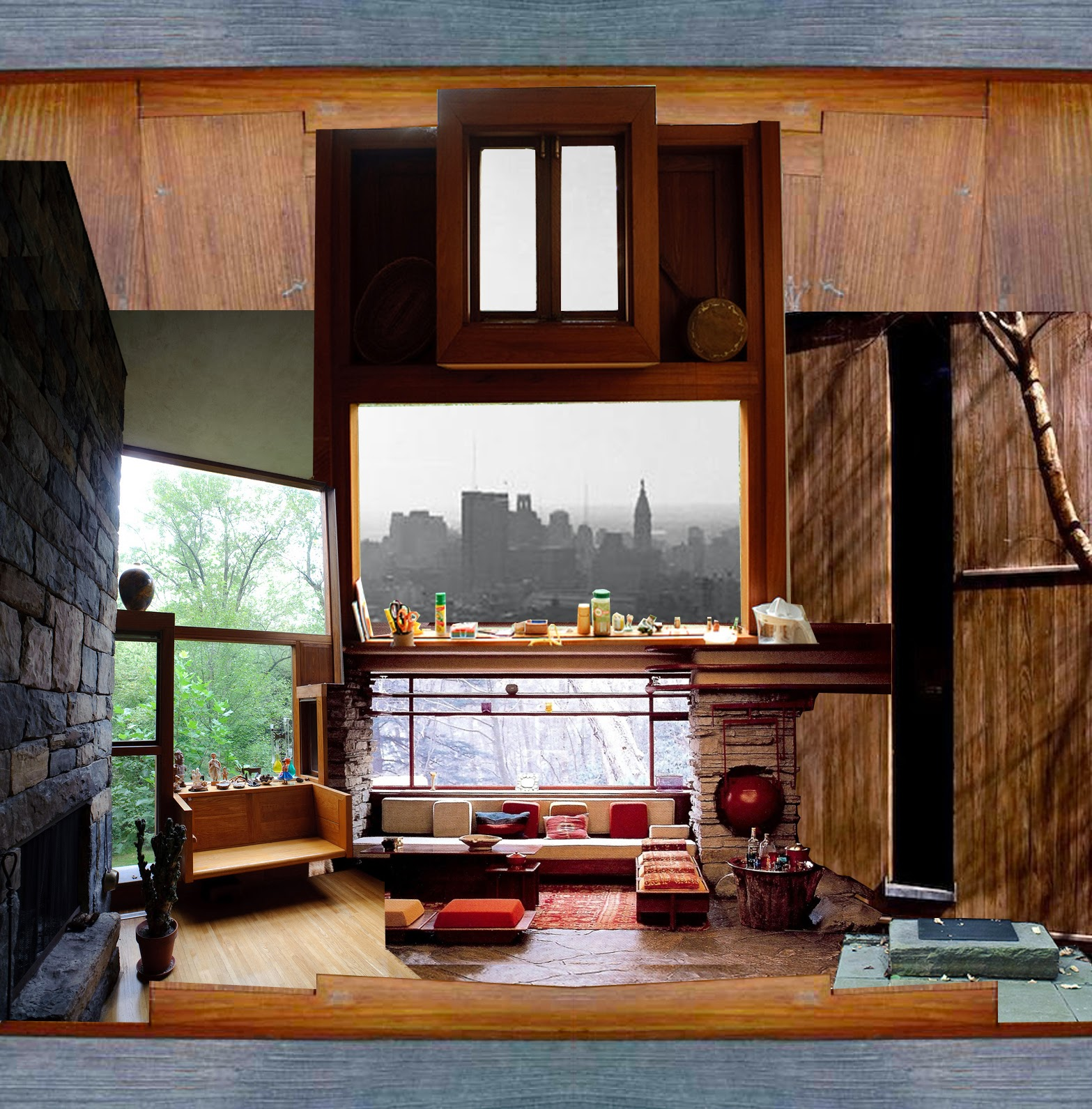Historia de la Arquitectura Moderna Louis I Kahn USA