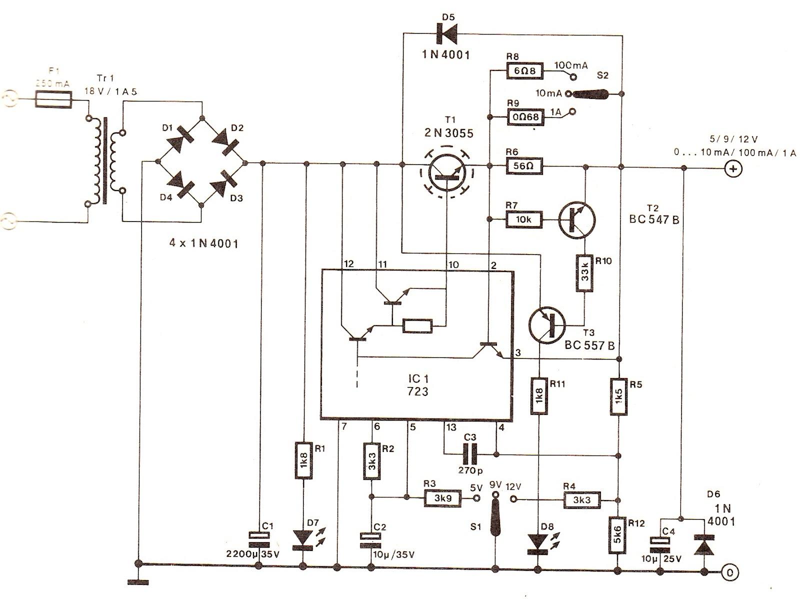 Power Supply: Power Supply Ic