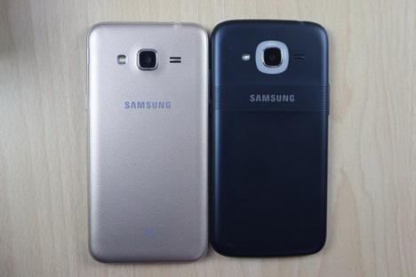 Perbandingan Spesifikasi Samsung Galaxy J2 vs. Samsung Galaxy J3