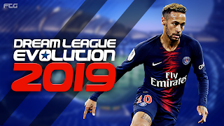 Dream League Evolution 2019 Android Offline 300 MB HD Graphics