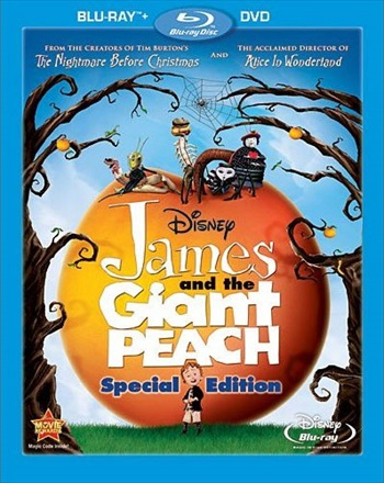 James And The Giant Peach 1996 Dual Audio Hindi Bluray Download