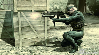Metal Gear Solid 4 Guns of the Patriots PC Free Download