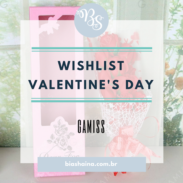 Wishlist Loja Gamiss Valentine's Day Sale